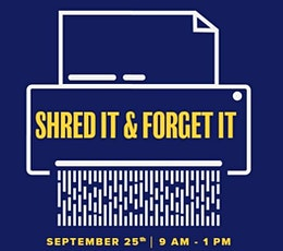 Shred It and Forget It! tickets