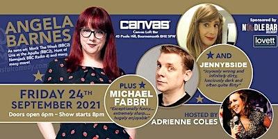 Coastal Comedy Show w/ Angela Barnes