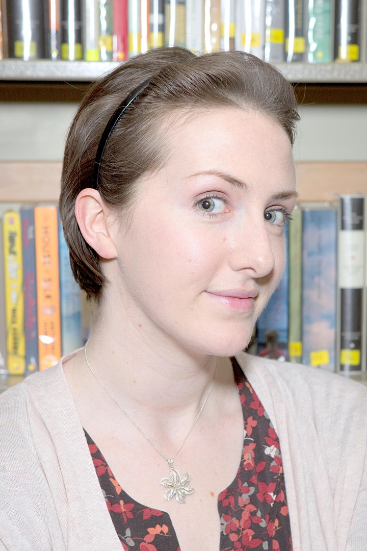 Poetry with Aoife Lyall image