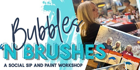 Bubbles 'n Brushes Series 4 tickets