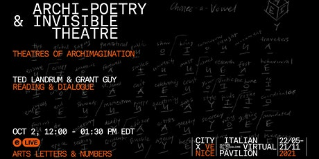 ARCHI-POETRY & INVISIBLE THEATRE tickets