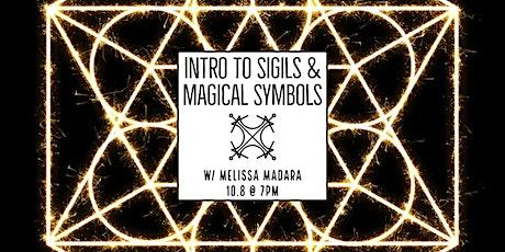 Intro to Sigils & Magical Symbols tickets