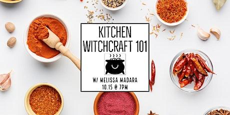 Kitchen Witchcraft 101 tickets