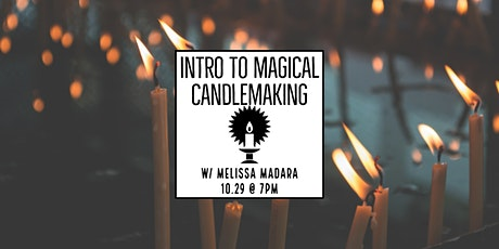 Intro to Magical Candlemaking tickets