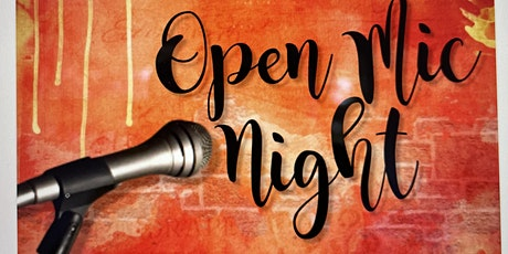 Open Mic for Artists tickets