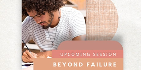 Beyond Failure Wellbeing Journaling Session - 3PM tickets