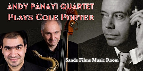 Andy Panayi Quartet (in person admission ticket) tickets