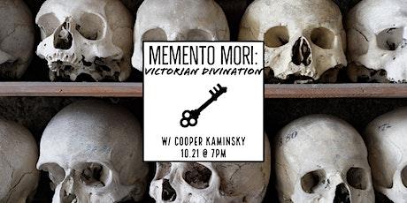 Memento Mori: Victorian Divination tickets