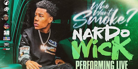 WHO WANT SMOKE?? w/ NARDO WICK performing DUVAL INVASION PT. 2 @ Pots 9.24 tickets