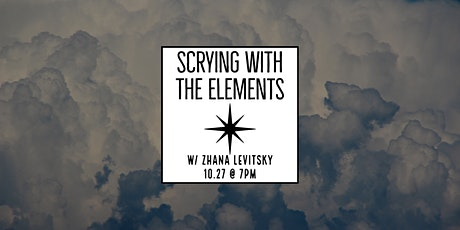 Scrying With the Elements tickets