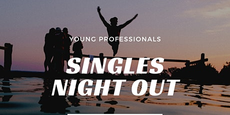 Christian Singles Night Out tickets