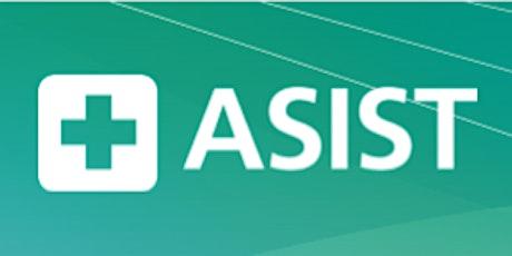 Applied Suicide Intervention Skills Training (ASIST) Class, East  Jordan MI tickets