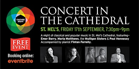Concert in the Cathedral tickets