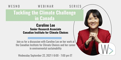 Tackling the Climate Challenge in Canada tickets