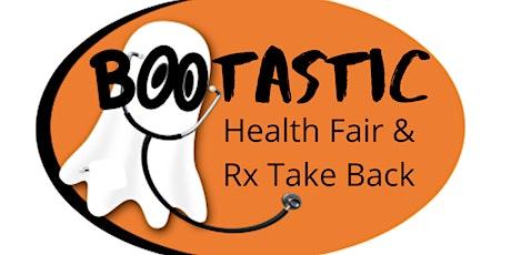 2021 BOOtastic Health Fair tickets