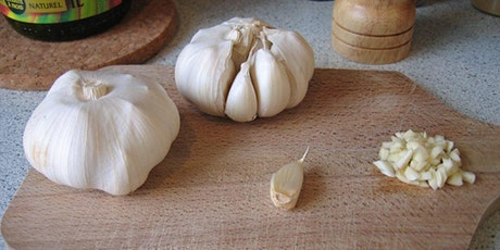 All About Planting Garlic - FREE VIRTUAL SEMINAR tickets