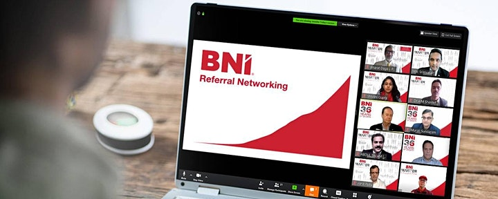 BNI Attraction Chapter Business Opportunity Day (Networking Event) image