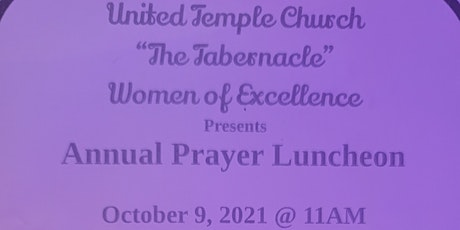 United Temple Church - The Tabernacle - Women of E tickets
