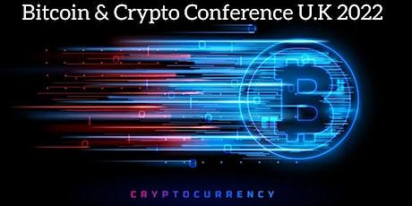 Bitcoin & Crypto Expo 2022, London. tickets