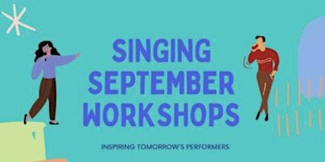 Singing September Workshops tickets