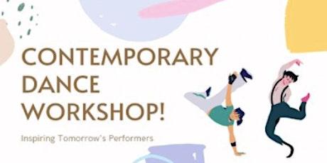 Contemporary Dance Workshop tickets