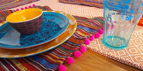 How to Sew Your Own Table Runner and Table Mats - Online Workshop! tickets