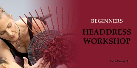 Flower Headpiece Workshop - DIY Headdress tickets