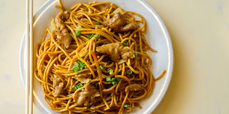 Cantonese Pan-Fried Noodles - Online Cooking Class by Cozymeal™ tickets