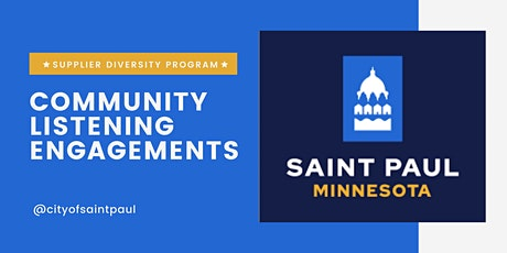 Community Engagement 4 (All Business Owners): October 21, 2021 tickets