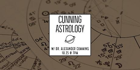 Cunning Astrology tickets