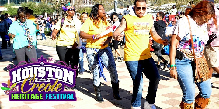 "7th Annual  ""Original"" Houston Creole Heritage Festival image"