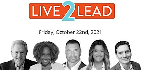 Live2Lead Toledo 2021 tickets