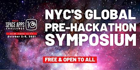 NYC's Global Pre-Hackathon Symposium tickets