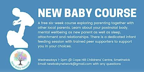 New Baby Course - Smethwick tickets