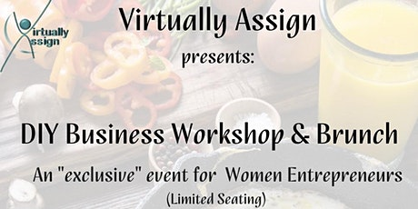DIY Business Workshop & Brunch tickets