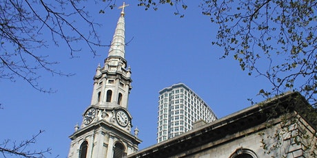 Historic St Giles From Gin Lane to Rookery tickets
