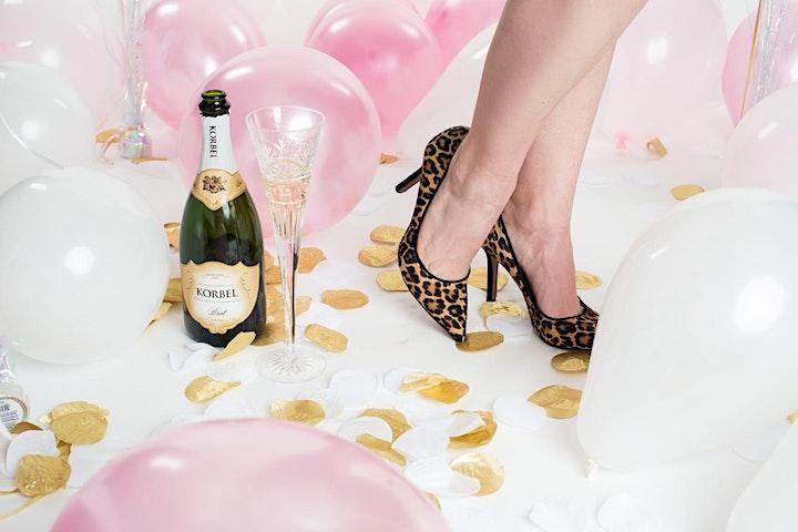 Champagne Medi Spa Launch image
