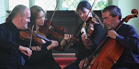 Bingham String Quartet and Nigel Clayton (piano) tickets
