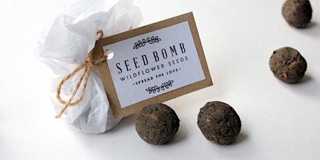 Wildflower Seedball Workshop tickets