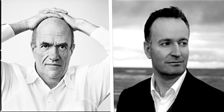 In Conversation: Colm Toíbín and  Andrew O'Hagan tickets