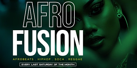 AFRO FUSION tickets