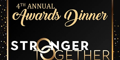 """4th Annual IBCC Award's Ceremony - """"Stronger Together"""" tickets"""