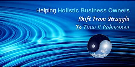 Holistic Therapists: The Yin & Yang of Business tickets