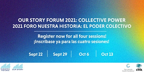 The 8th Annual Virtual Our Story Forum: Collective Power tickets