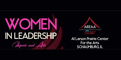 AREAA Greater Chicago 2021 Women in Leadership tickets