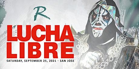 Pro Wrestling Revolution - San Jose, September 25, tickets