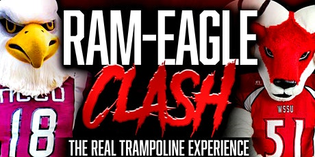 RAM-EAGLE CLASH: WSSU vs NCCU AFTERPARTY tickets