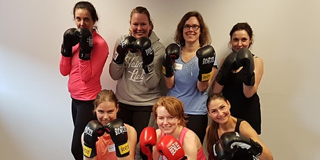 Boxcoaching für Frauen Tickets