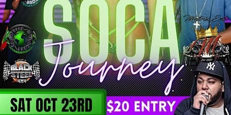 Soca Journey tickets
