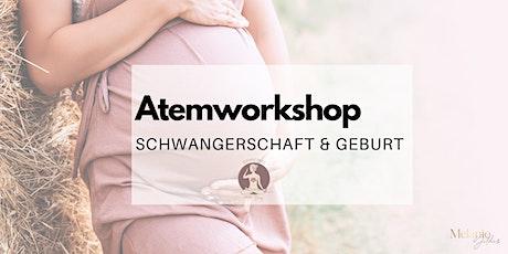Atemworkshop - Schwangerschaft & Geburt Tickets